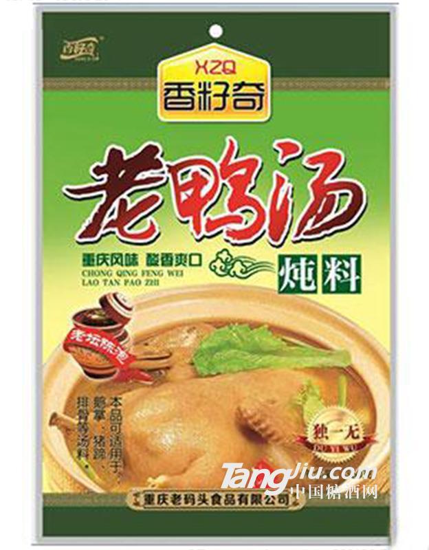 香籽奇老鸭汤炖料350克