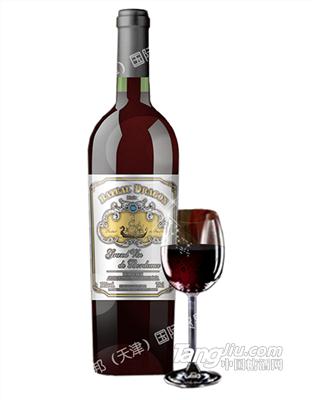 龙船-水师干红葡萄酒