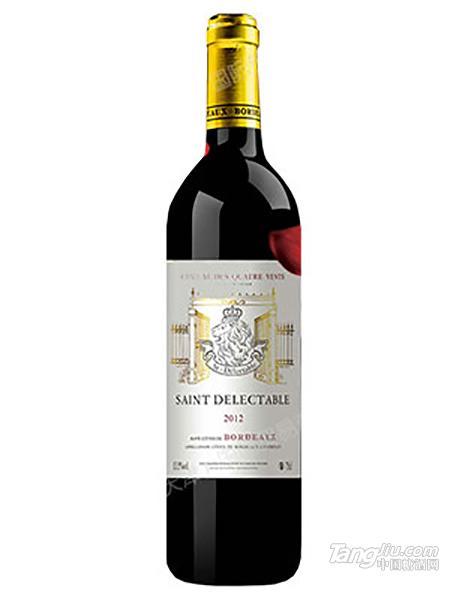 圣图多力干红葡萄酒-白标