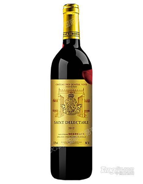 圣图多力干红葡萄酒-金标