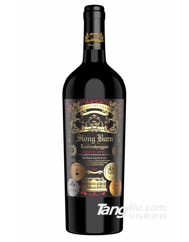 圣隆堡罗宾圣宴干红葡萄酒