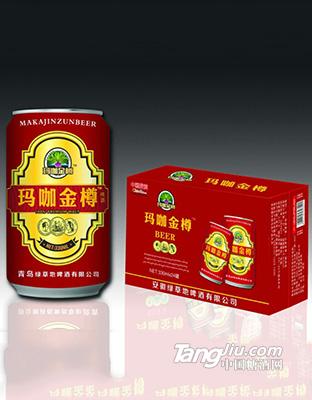 玛咖金樽-罐装-330ml
