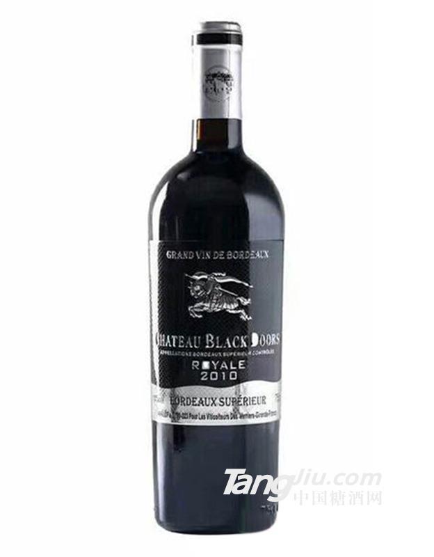 黑轩庄园国王干红葡萄酒750ml