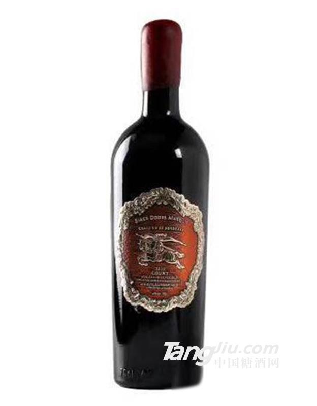 黑轩庄园侯爵干红葡萄酒750ml