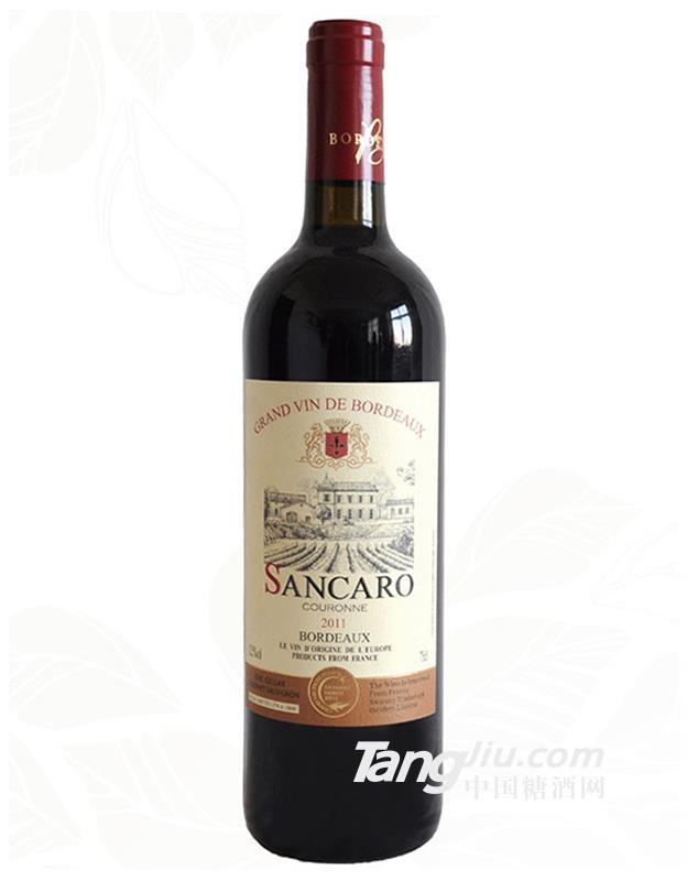 圣卡罗皇冠干红葡萄酒