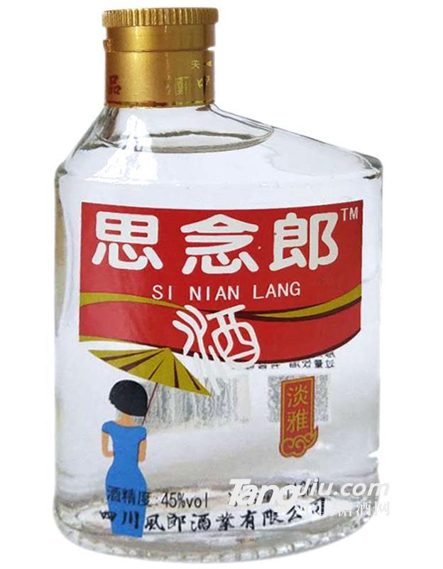 思念郎酒 淡雅 110ml