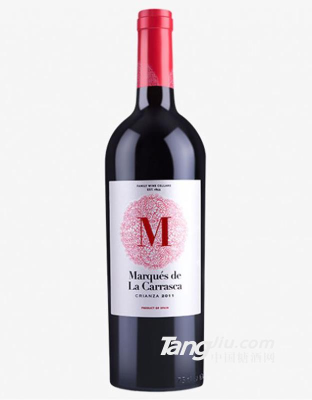 洛萨诺玛卡优质陈酿干红葡萄酒(红玛卡)