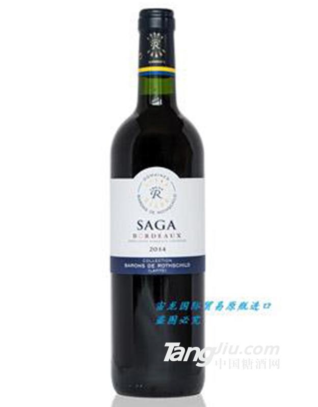 拉菲传说红葡萄酒X1 750