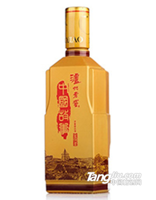 52°中国故事酒*金绵柔500ml