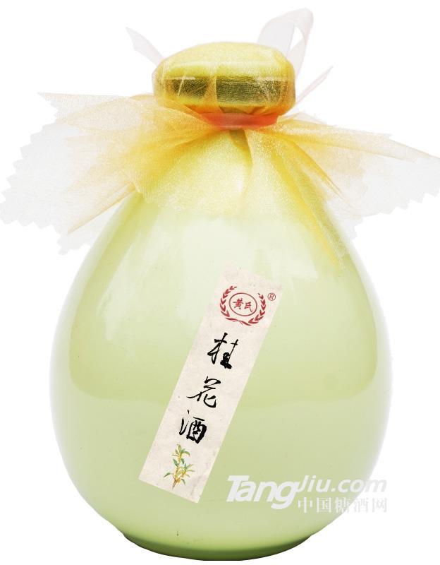 12°黄氏桂花酒-500ml