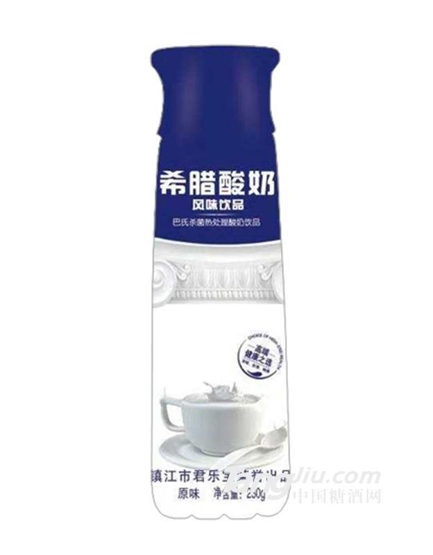 希腊酸奶饮品230g