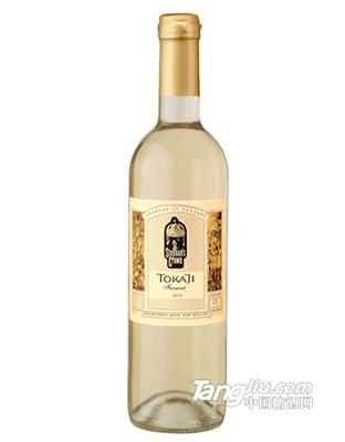 托卡伊甜白葡萄酒