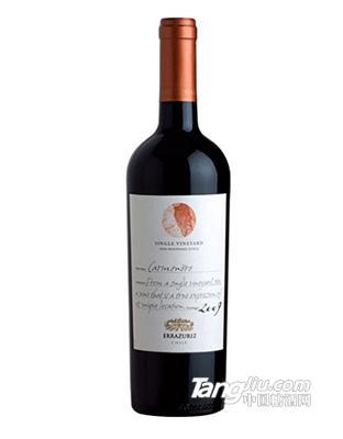 伊拉苏单一庄园卡麦尼红葡萄酒