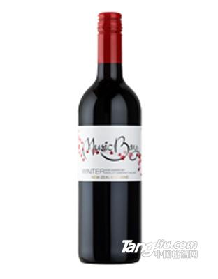 音乐湾干红葡萄酒 750ml