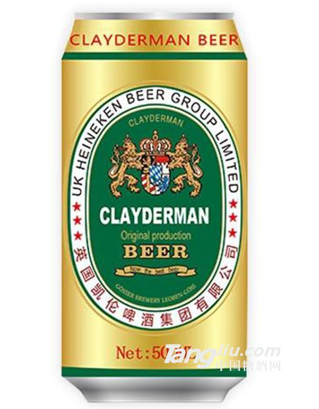 英伦啤酒 500mL