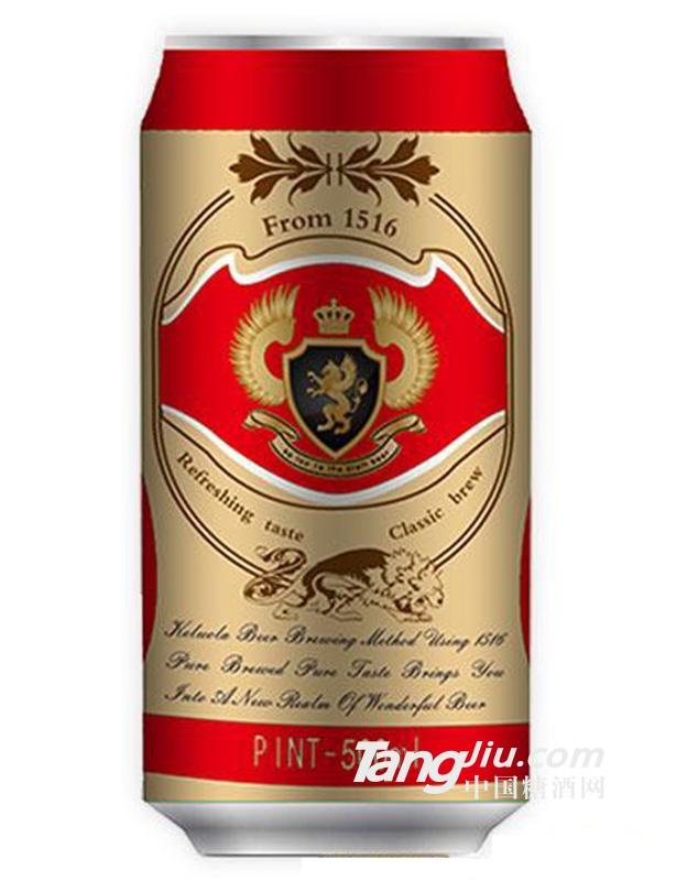 科罗拉啤酒500mL