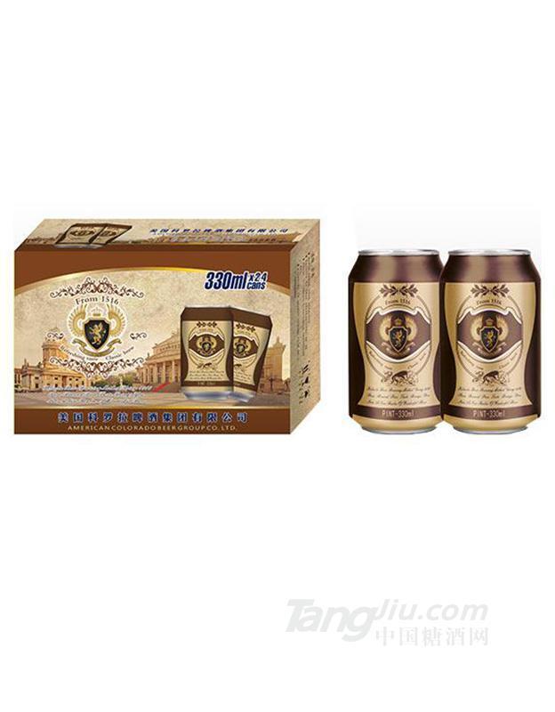 科罗拉啤酒330mLx24