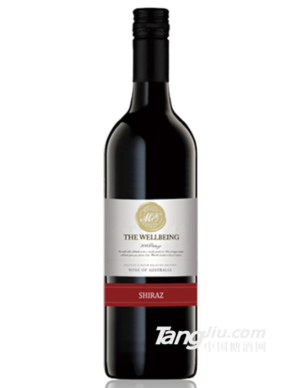 康乐色拉子红葡萄酒