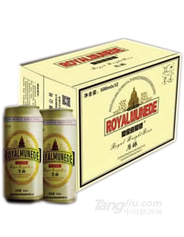 皇家慕尼德啤酒  500ml