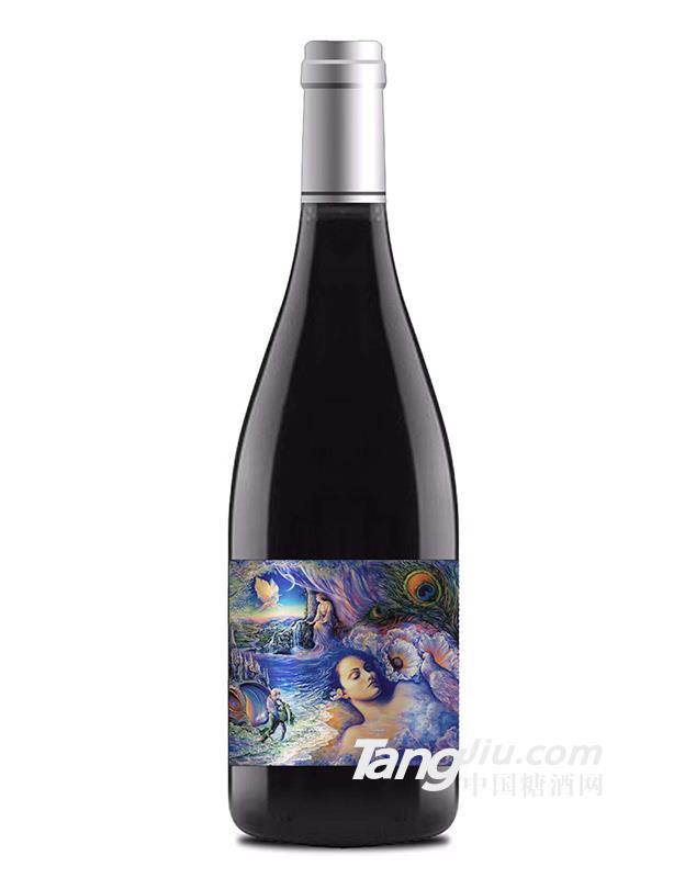 爱神 澳大利亚原酒进口 16.5度 750ml