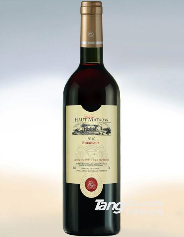 2010迈特罗斯系列干红-750ml