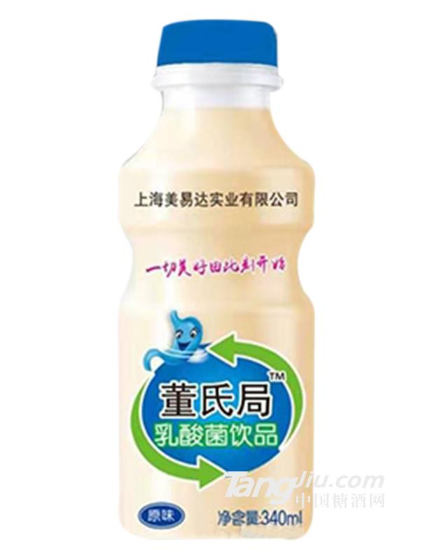 董氏局乳酸菌饮品340ml