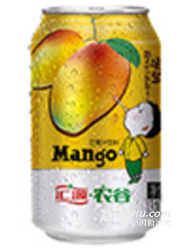汇源农谷精品芒果汁饮料