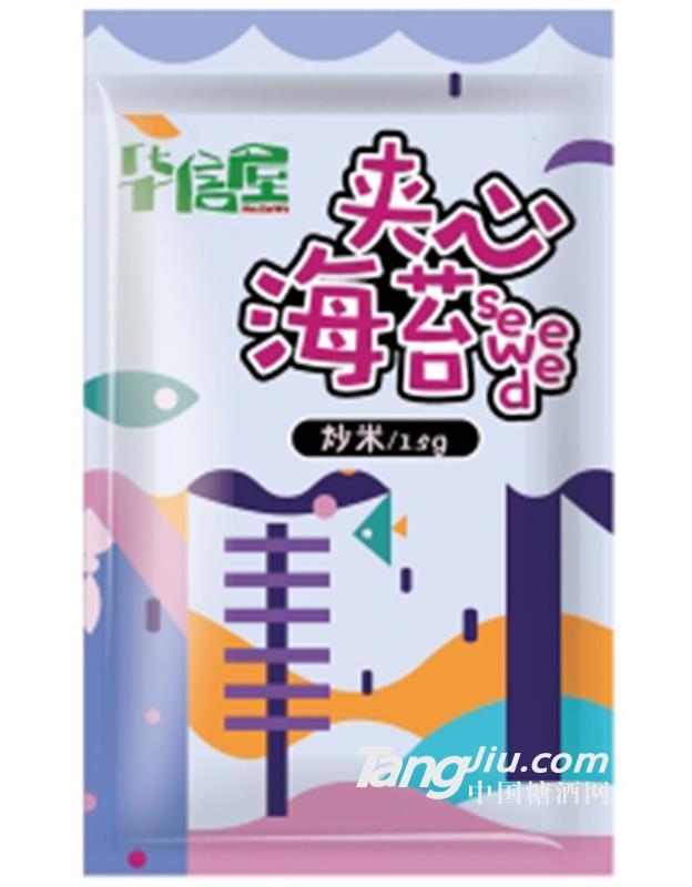 夹心海苔-炒米15g