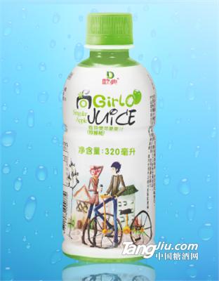 尚GIRL-奇異芭樂汁-320ml