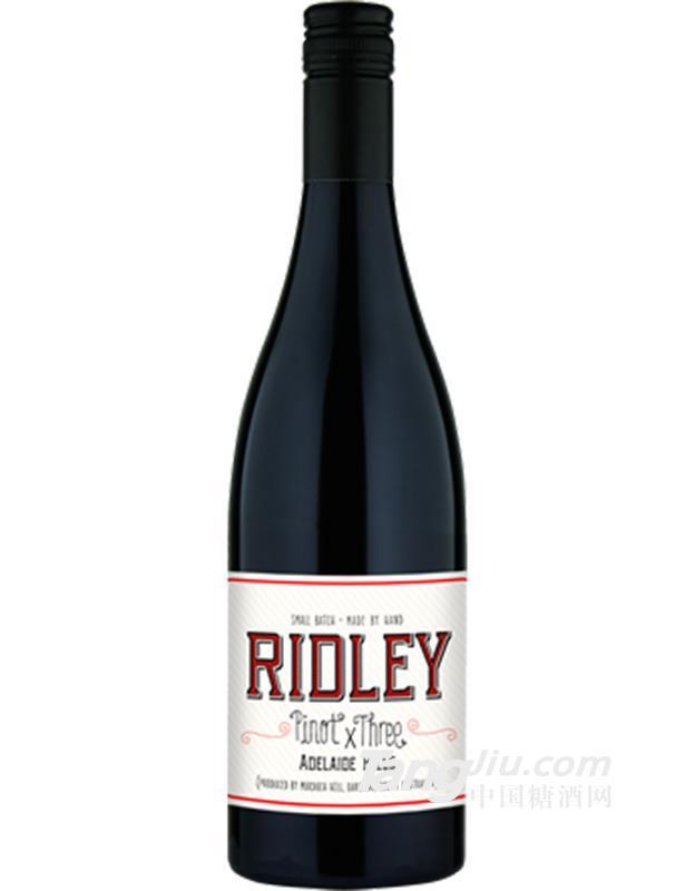 2017 Murdoch Hill Artisan Ridley Pinot X Three