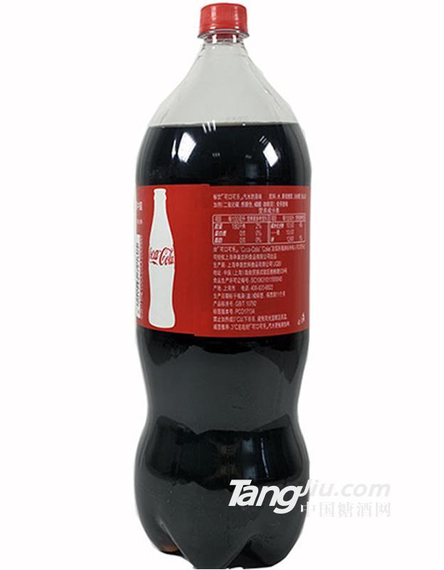 可口可乐大瓶装2.5L