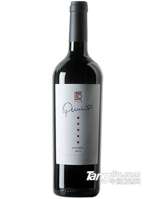 里吉乐-逅 第五园马尔贝克红葡萄酒