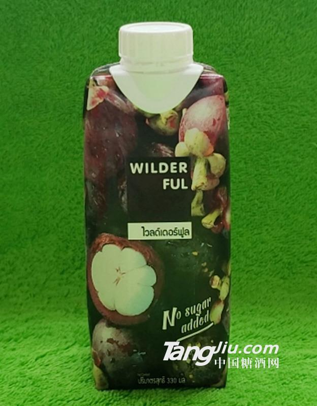 WILDERFUL山竹混合果汁