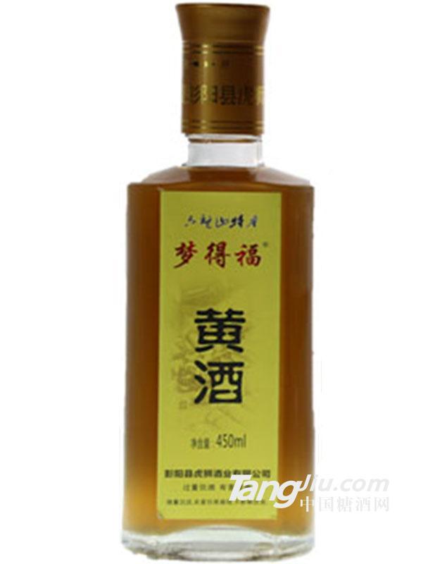 梦得福黄酒450ml