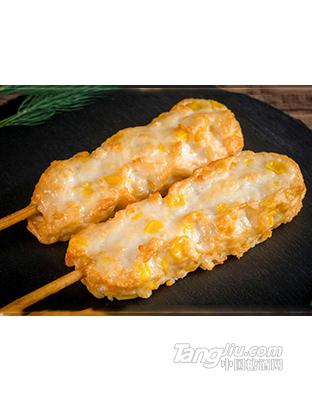 鱿鱼玉米串