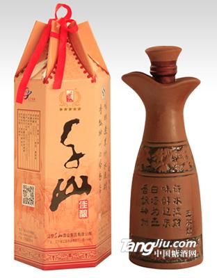 千山佳酿(老泥瓶)