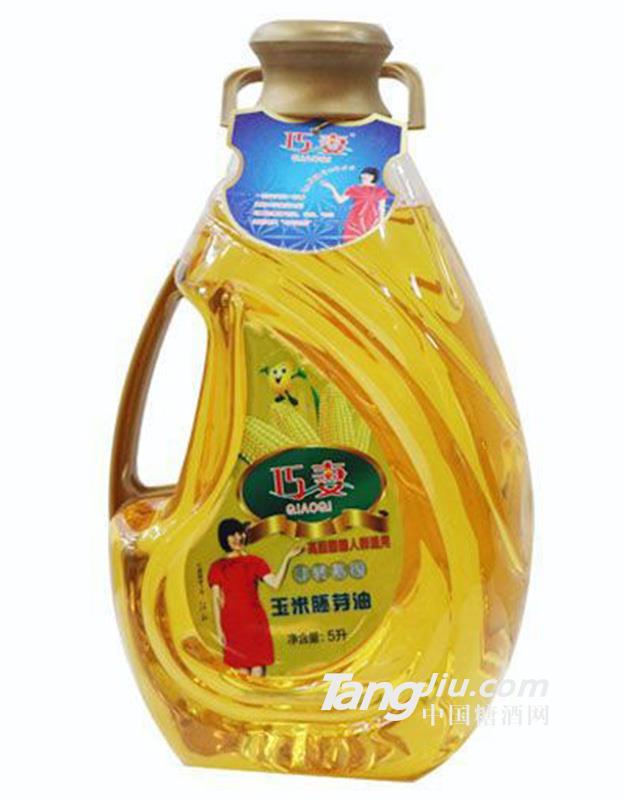 巧妻玉米油-5L