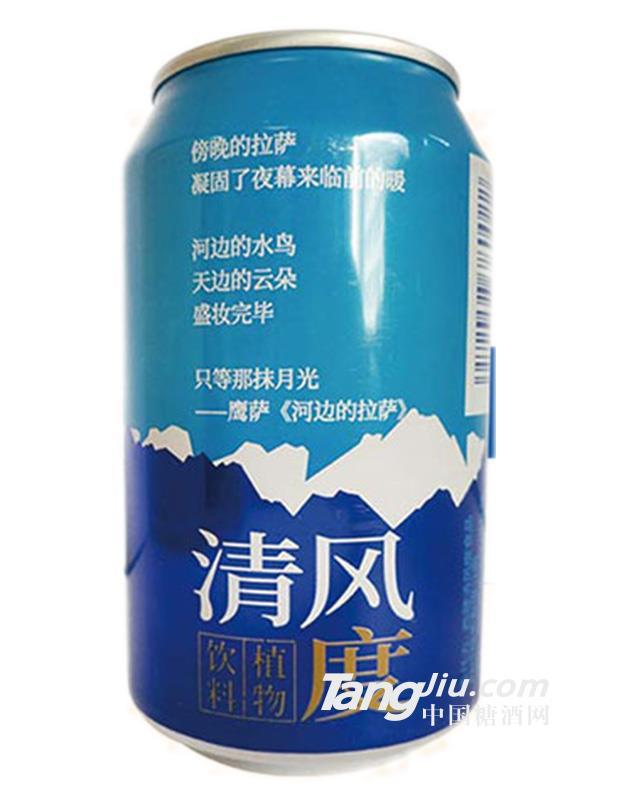 清风度植物饮料310ml