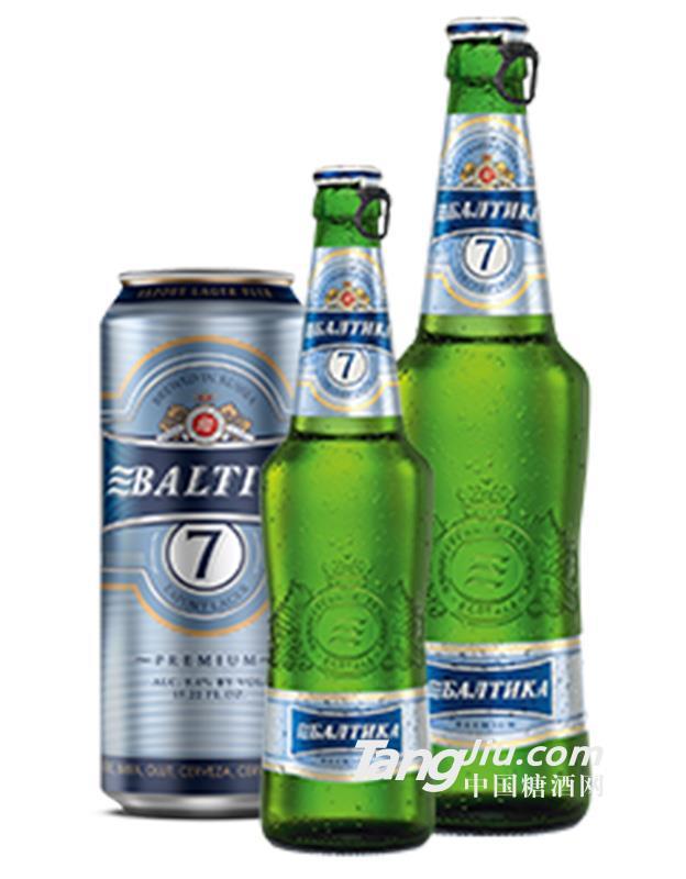 7号波罗的海出口型啤酒