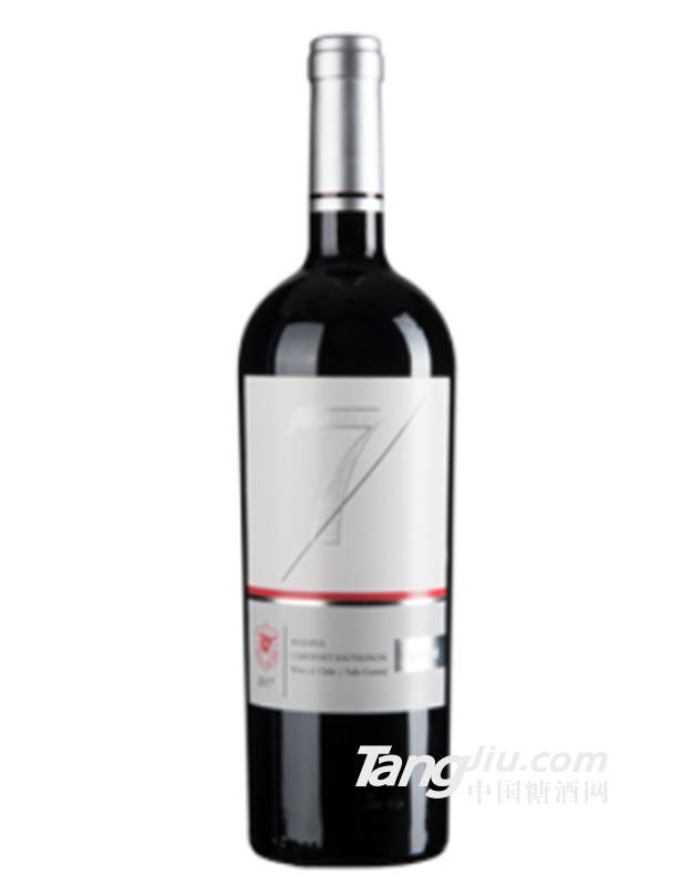 七月珍藏赤霞珠红葡萄酒