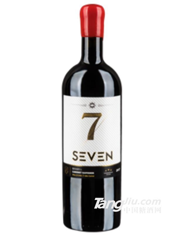 七月纪念版珍藏赤霞珠红葡萄酒