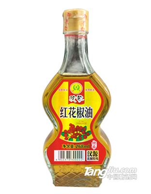 欣旺达特麻红花椒油268ml