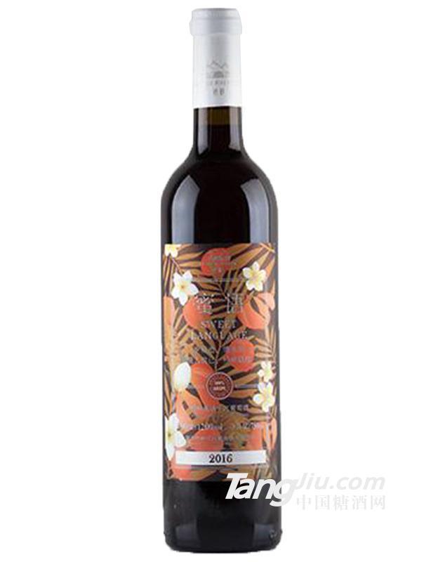 12°桥畔蜜语干红葡萄酒750ml