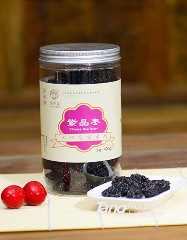 秦食皇紫晶枣(大罐装)400g