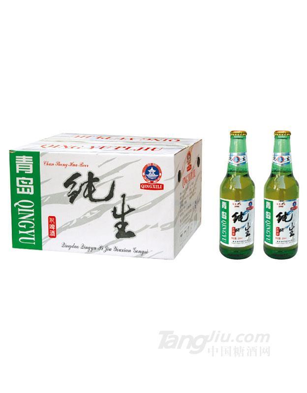 青雨啤酒-纯生003