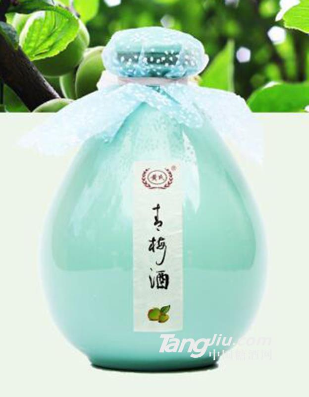 黄氏彩坛青梅酒500ml