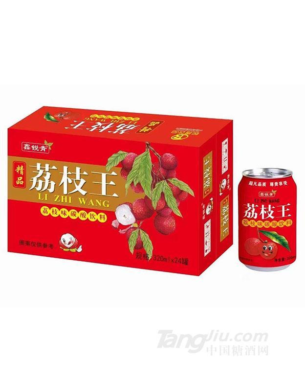 荔枝王荔枝味碳酸饮料