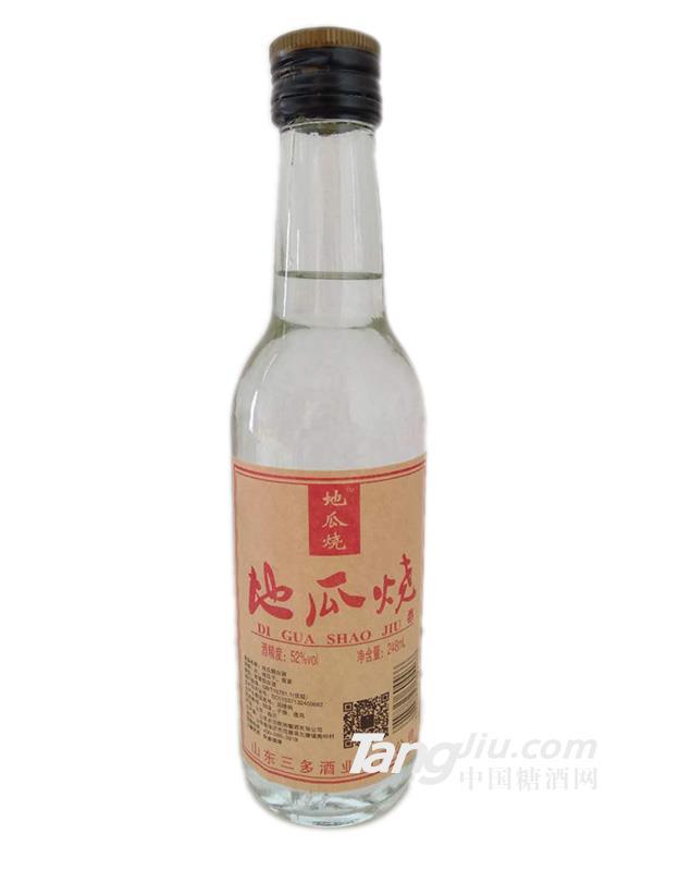 52°地瓜小烧酒-248ml