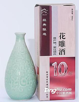 花雕酒10年陈500ml