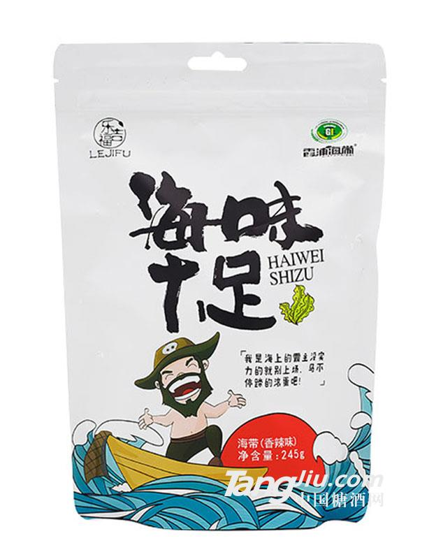 乐吉福海带香辣味245g